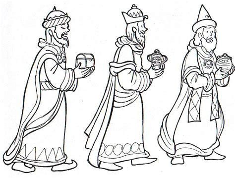 reyes magos imagenes para dibujar a lapiz reyes paperblog
