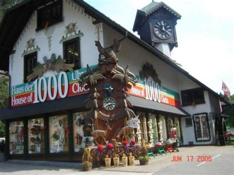 House Of 1000 Clocks by House Of 1000 Clocks Triberg Germany Picture Of Triberg