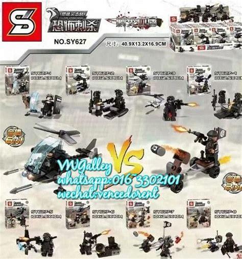 Lego Falcon Commando lego type figurines falcon commandos for purchase in yahoo7