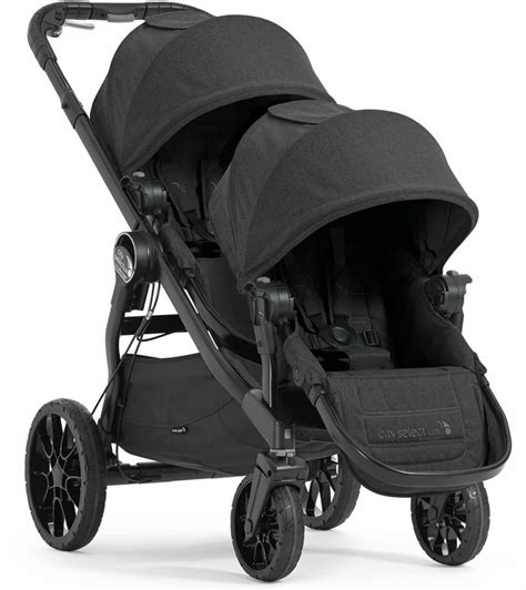 Joger Baby by Baby Jogger City Select Stroller Granite