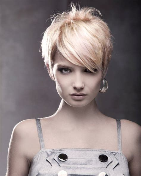 is a pixie haircut cut on the diagonal 1559 best hair styles and color images on pinterest hair