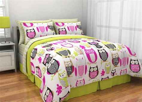 Enjoy Bedding by Enjoy Your Most Precious Time With Sketchy Owl Bedding