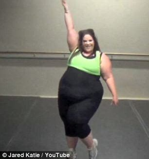 fat girl dancing whitney thore talks beauty being whitney thore before and after search results