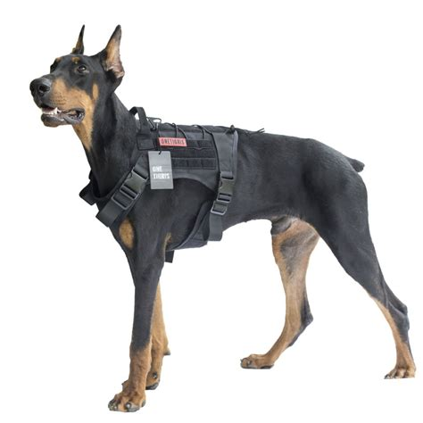 vest for dogs aliexpress buy onetigris harness vest for walking hiking tactical