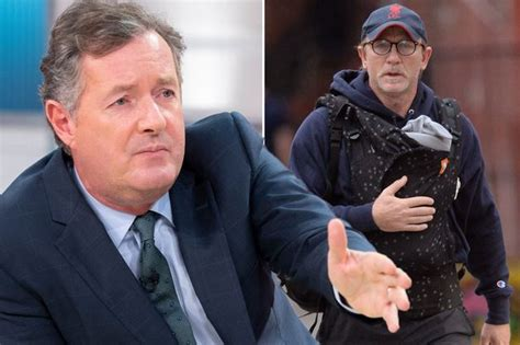 piers morgan daniel craig piers morgan mocks daniel craig for carrying his baby in a