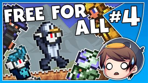 Free For All by Player Free For All Terraria Survival