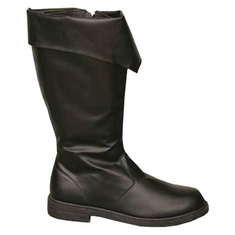 mens pirate boots s pirate boots 194201 costumes at sportsman s guide