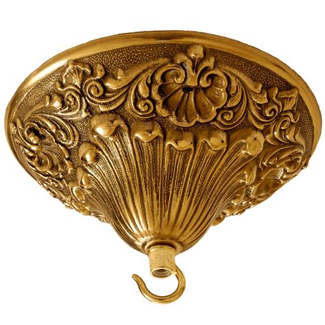 Chandelier Ceiling Hook by Ceiling Light Chandelier Hook Plate Fitting Ornate