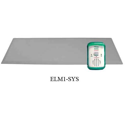 bed alarm pad fallguard economy alarm with bed alarm sensor pad