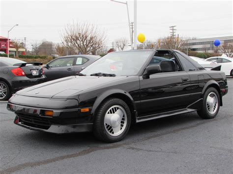 1988 toyota mr2 supercharged mk1 aw11 start up exhaust