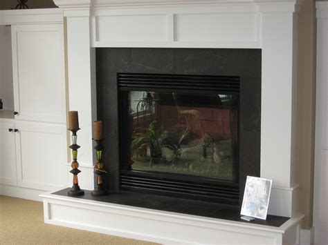 Tiles For Inside Fireplace by Tile Fireplace Traditional Indoor Fireplaces Grand