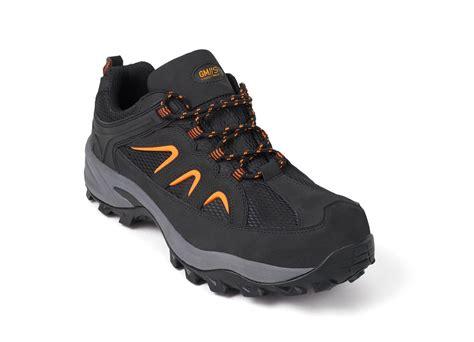 Sepatu Safety Gaston Mille hiker black s3 ci hro src gaston mille