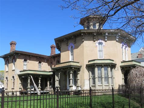 octagon houses octagon house on marshall historic home tour september 12