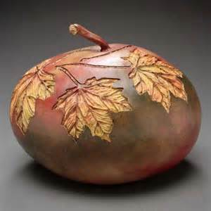 amazing gourd by marilyn sunderland turns fall