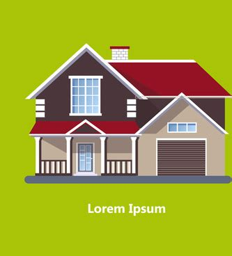 graphic design houses flat design house free vector download 4 283 free vector for commercial use format