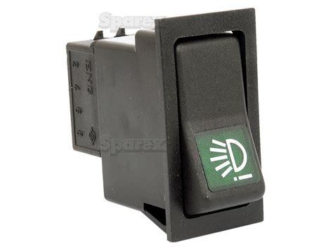 utility cl work light s 56689 rocker switch front work light for ih merlo