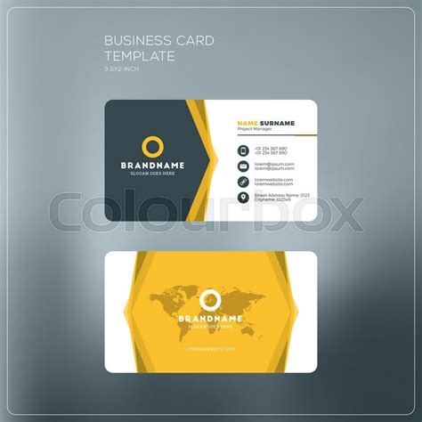 rs card template business card designs free choice image card design and