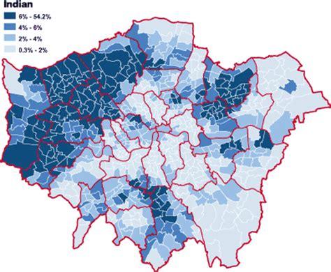 london case study latitude geography