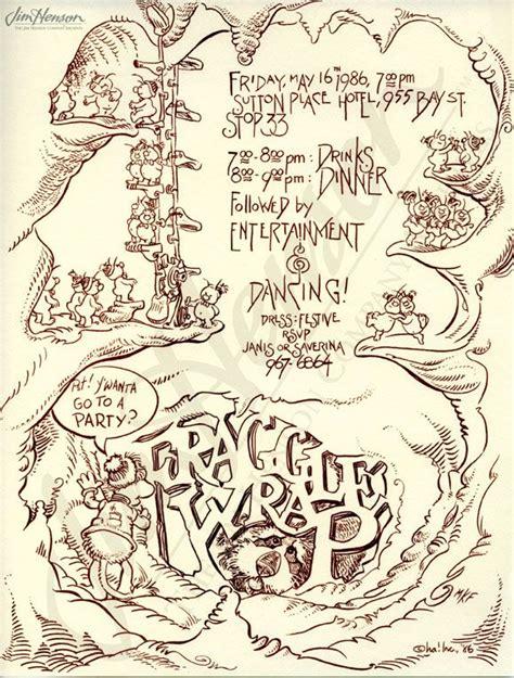 Fraggle Rock Birthday Card