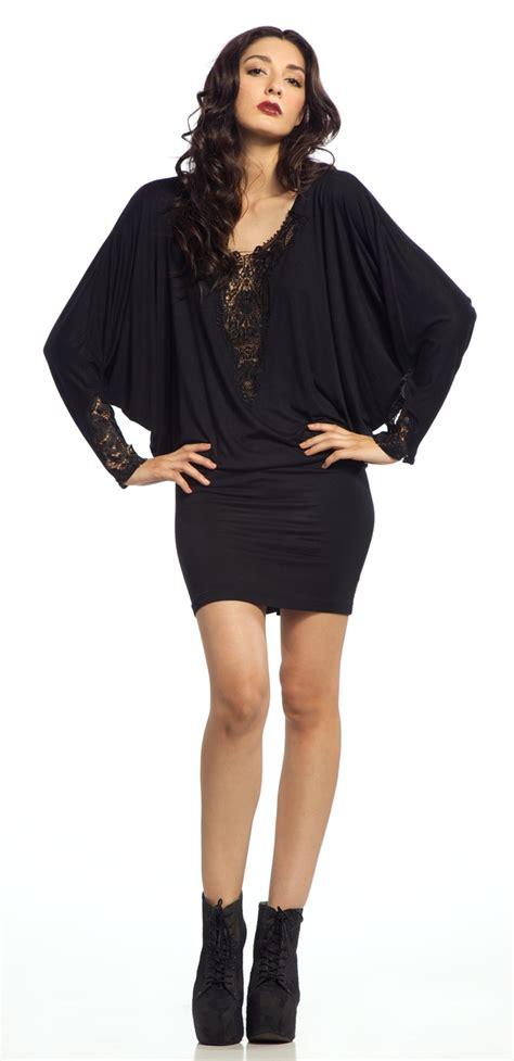 Dress Batwing Jfashion batwing dress my style