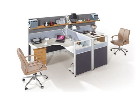 How To Fit A Desk In A Small Bedroom Modern New Style Workstation For Two Hy P07 China Hongye Shengda Office Furniture