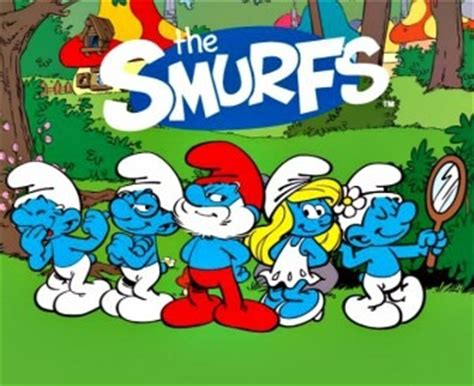 Smurfs 19 The Smurfer The why i miss the saturday morning from my childhood