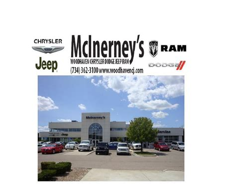 Mcinerney Chrysler Jeep Pictures For Mcinerney S Woodhaven Chrysler Dodge Jeep Ram