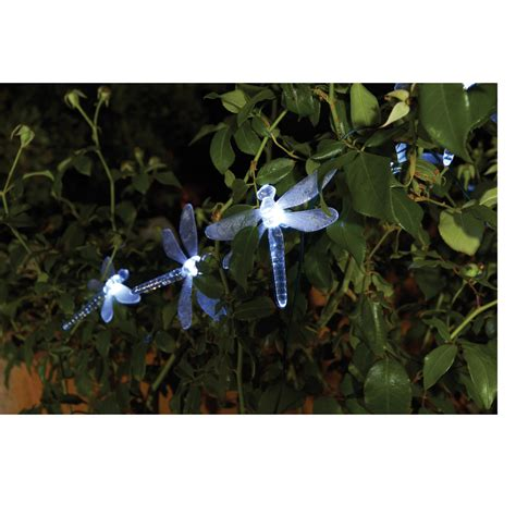 harbor freight solar lights sale solar dragonfly led string light 10