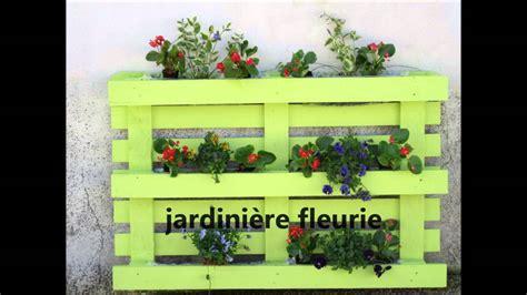 jardiniere avec palette