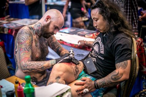 tattoo convention kathmandu 8 tattoo festivals that will inspire every artist out
