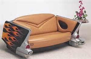 coolest couches sofa made from car trunk coolest ever