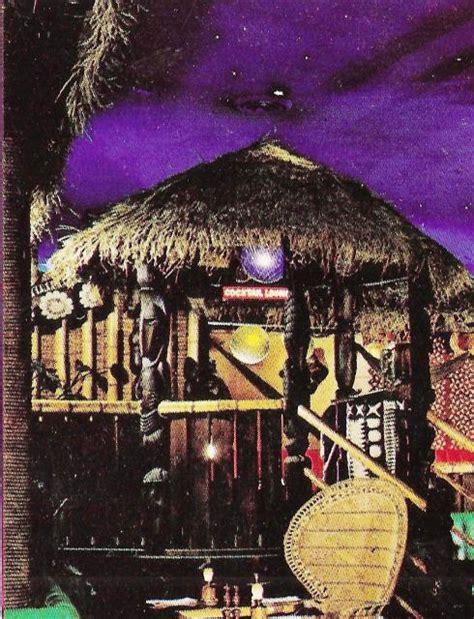tiki hut vancouver the beachcomber winnipeg canada restaurant tiki central