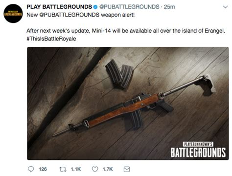 pubg quickdraw mag new pubg weapon mini 14 pubg settings