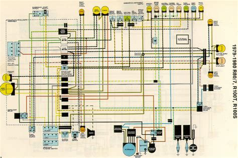 bmw r100rs wiring diagram bmw free engine image for user