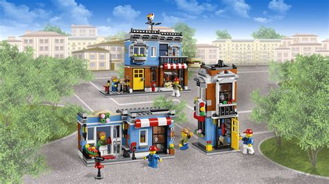 Second Home Kitchen And Bar by 31050 Corner Deli Products Creator Lego Com