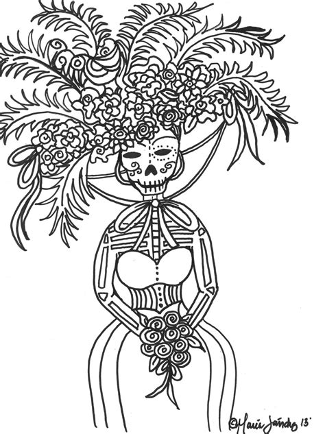 day of the dead masks coloring pages free day of the dead mask coloring pages