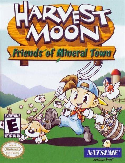 membuat game harvest moon harvest moon friends of mineral town cheats gamespot