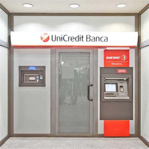 unicredit sede legale telefono bancomat unicredit centro commerciale parco