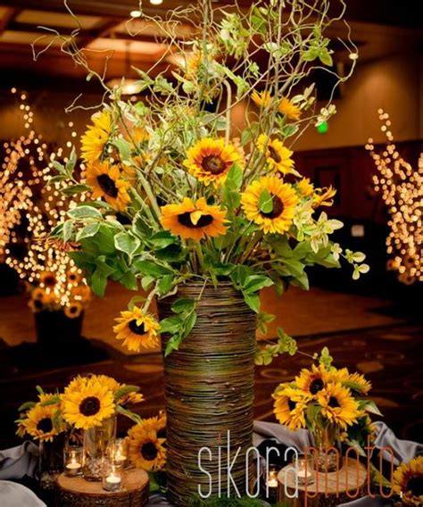 Sunflowers Decorations Home by 25 Creative Floral Designs With Sunflowers Sunny Summer