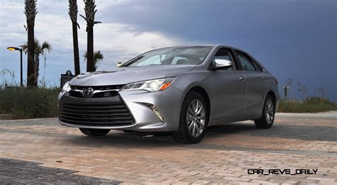camry lexus conversion road test review 2015 toyota camry le and xle v6