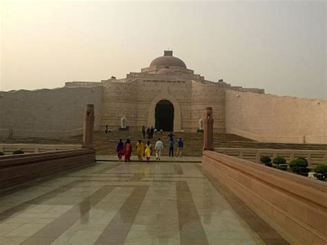 Dharma StoneTEC ? Ambedkar Memorial Park, Lucknow