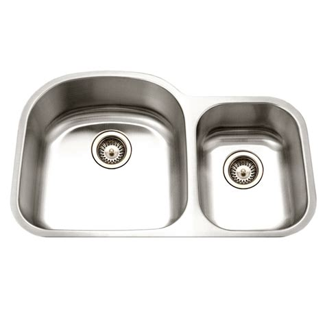 shop houzer eston 16 basin undermount
