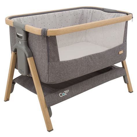 Bedside Cot Co Sleeper by Tutti Bambini Cozee Bedside Crib Nursery Baby