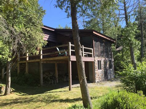 Cabins In Adirondacks For Rent by C Adelle An Adirondack Waterfront Cabin For Rent In
