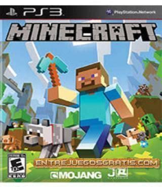 minecraft ps3 edition [español] [bles01976] mega