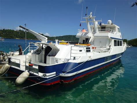 private expedition motoryacht power boats boats   sale steel   aluminum fly