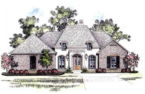 acadiana home elevations studio design gallery