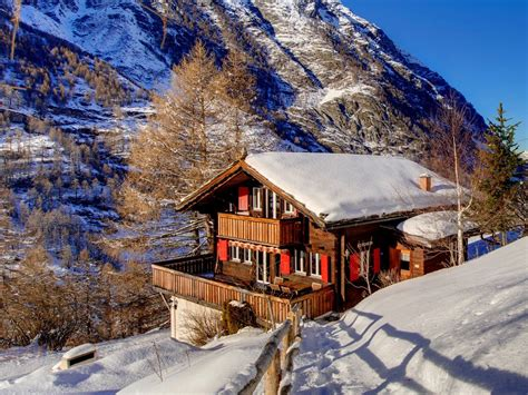 what is a chalet chalet bergheim unique private ski in ski out