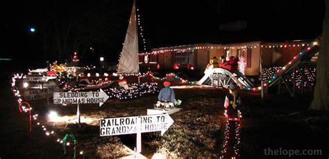 carthage mo drive thru christmas lights s house