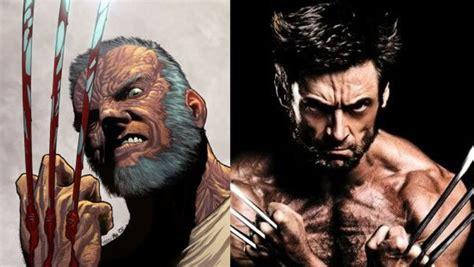 bob hoskins vs hugh jackman as wolverine the hugh jackman hints at quot logan quot for wolverine 3